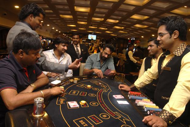 Internet gambling india