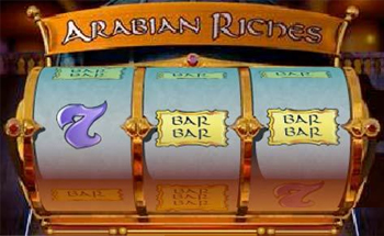 Arabian Riches Slot